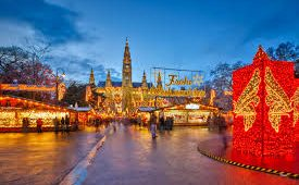 Christmas Market Rivercruise